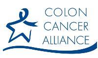 Colon Cancer Alliance - Inverse - BlueWhite LOGO
