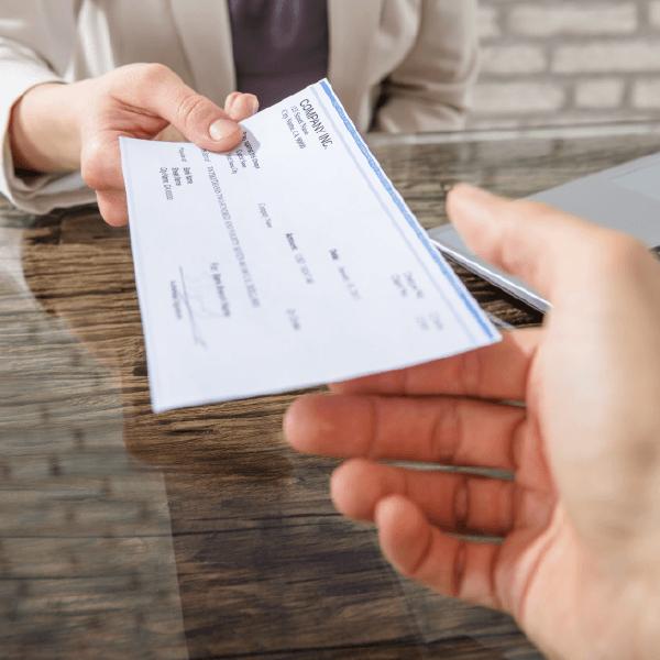 getting a viatical settlement check